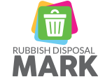 London Rubbish Disposal Mark logo